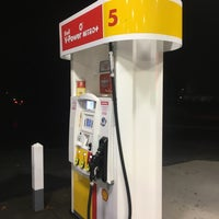 Photo taken at Shell by Adam C. on 11/21/2016