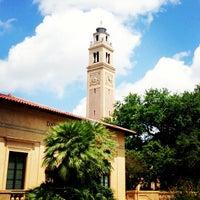 Photo taken at Louisiana State University by Thomas R. on 5/21/2013