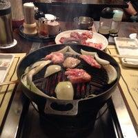 Photo taken at サッポロ生肉やジンギスカン 大和町 by Tetsuya N. on 10/20/2013