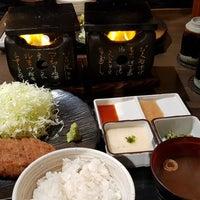 Photo taken at Gyukatsu Motomura by Inho R. on 12/29/2017