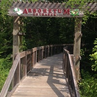 Photo taken at Louisiana State Arboretum by Jenni on 7/24/2014