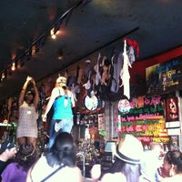 Photo taken at Coyote Ugly Saloon - New Orleans by Jenni on 4/12/2013