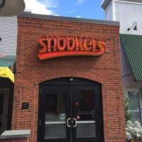 Photo taken at Snookers by Rich H. on 3/15/2015