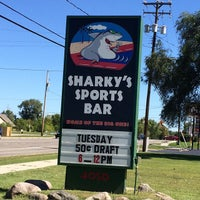 Photo taken at Sharky's Sports Bar by Rich H. on 2/10/2015