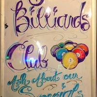 Photo taken at Murfreesboro Billiards Club by Rich H. on 6/3/2014