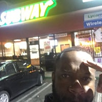 Photo taken at SUBWAY by Dr. Kevin D. on 3/23/2016