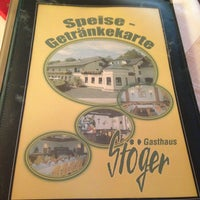 Photo taken at Gasthaus Stöger by Philipp S. on 12/26/2012