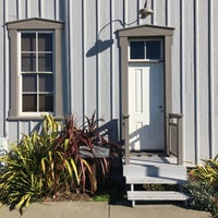 Photo taken at Tiburon Railroad & Ferry Depot Museum by Aaron M. on 11/29/2016