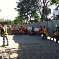Photo taken at solinea work site, ayala, cebu business park by dowel s. on 3/26/2013