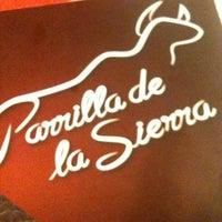 Photo taken at Parrilla de La Sierra by Cristina G. on 9/20/2013