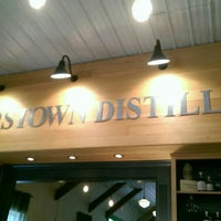 Photo taken at Cooperstown Distillery by Lloyd X. on 5/12/2015