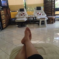 Photo taken at Amanda's Reflexology by Diah A. on 4/19/2014