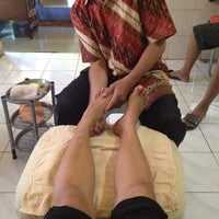 Photo taken at Amanda's Reflexology by Diah A. on 10/13/2012
