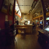 Photo taken at Tilt Classic Arcade & Ale House by Charlie R. on 4/28/2016