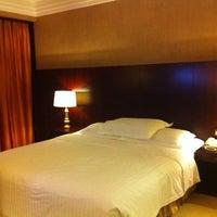 Photo taken at Grand Waldo Macau 金都酒店 by Dee H. on 12/8/2012