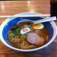 Photo taken at Hachiban Ramen by Dee H. on 10/30/2012