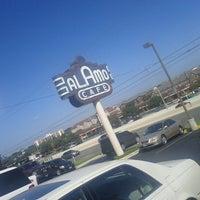 Photo taken at Alamo Cafe by Felipe S. on 10/30/2012
