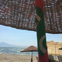 Photo taken at Deniztur Sahili by Sema Y. on 8/16/2017