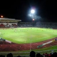 Photo taken at Stadium Negeri by Muhammad &. on 12/28/2012