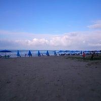 Photo taken at Pantai Panjang (Long Beach) by Aris H. on 11/5/2013