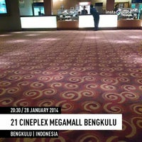 Photo taken at Cinema 21 by Aris H. on 1/28/2014