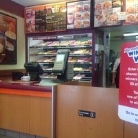 Photo taken at Dunkin Donuts by Alexandr T. on 10/15/2012