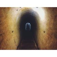 Photo taken at Бункер Лінії Арпада / Arpad Line Bunker by Victoria . on 10/13/2015