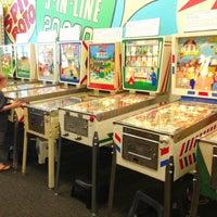 4/20/2013にJoey L.がPacific Pinball Museumで撮った写真