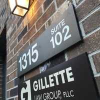 Photo taken at Gillette Law Group, PLLC by Brian G. on 6/3/2016
