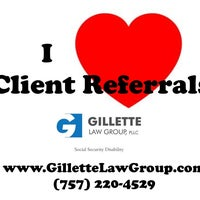 Photo taken at Gillette Law Group, PLLC by Brian G. on 9/6/2013