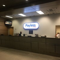 Photo taken at Payless Car Rental by ALNARVI on 7/25/2016