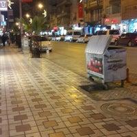 Photo taken at Atatürk Bulvarı by Esra A. on 3/22/2016