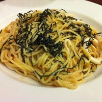 Photo taken at Angelo Pietro Restaurant by nikiE n. on 3/9/2013