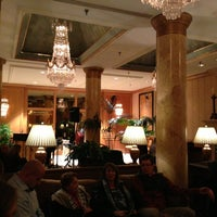 Photo taken at The Saint Paul Hotel by Andy D. on 2/23/2013