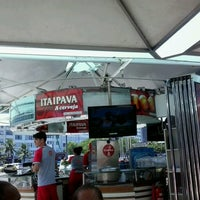 Photo taken at Quiosque Itaipava by Laury A. on 2/21/2013