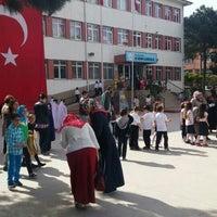 Photo taken at 29 Ekim İlkokulu by Meryem Y. on 4/23/2016