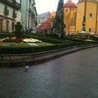 Foto tomada en Plaza de La Paz por Liliana A. el 12/11/2012