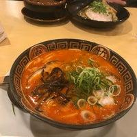 Photo taken at 博多長浜らーめん 夢街道 四条大路店 by ヤマゲン on 1/28/2018