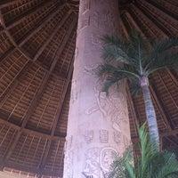 Photo taken at Gran Bahía Principe Tulum by Ryan F. on 2/21/2013