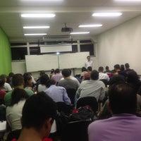 Photo taken at Centro Universitário UNA by Thiago C. on 4/11/2013