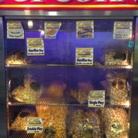 Photo taken at Crunchtime Popcorn Ice Cream Hot Dogs And More by Andy C. on 3/1/2014