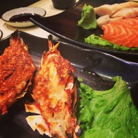 Photo taken at Senki Japanese Restaurant by Jeremy S. on 10/17/2014