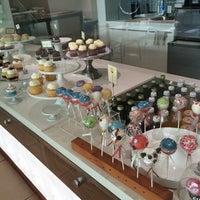 Photo taken at La Luna Cupcakes by Lynzee M. on 6/3/2014