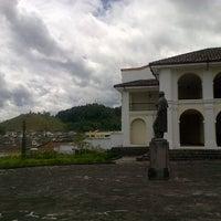 Photo taken at Museo Nacional Guillermo Valencia by Carlos E. on 8/20/2013
