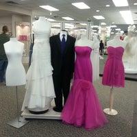 Photo taken at David's Bridal by Jennie H. on 3/10/2013