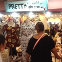Photo taken at Pretty Bigboom เสื้อผ้าแฟชั่น (คนอ้วน) By Bunbim by YamahaPok__! K. on 3/19/2014