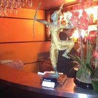 Photo taken at Siam Restaurant Thai Cuisine by Luis Angel S. on 3/2/2013