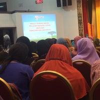Photo taken at Dewan Besar Universiti Putra Malaysia by Amirah A. on 6/1/2016