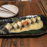 Photo taken at JAPONICA DINING by Anthony P. on 8/18/2017