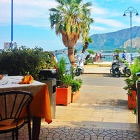 Photo taken at Ristorante da Peppino a Mondello by Ирина П. on 9/19/2012